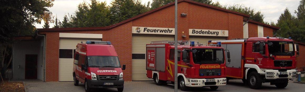 Freiwillige Feuerwehr Bodenburg